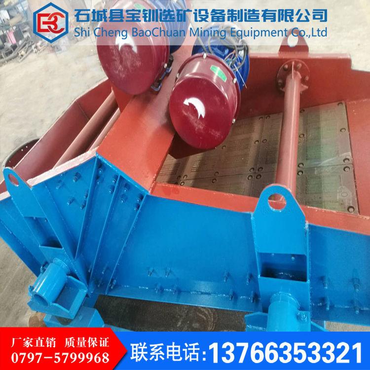 高頻脫水篩細砂回收機