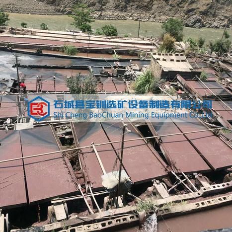 雲南某鐵礦選廠